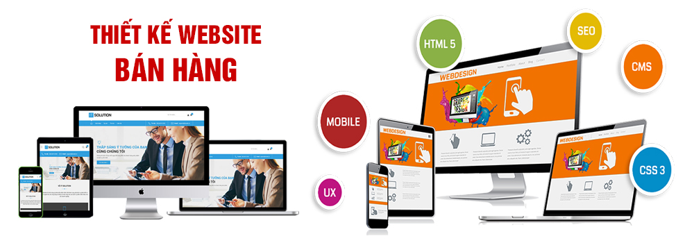 Công ty thiết kế website bán hàng tại Nam Định