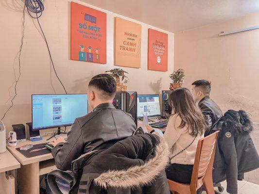 Thiết kế website trọn gói tại Nam Định