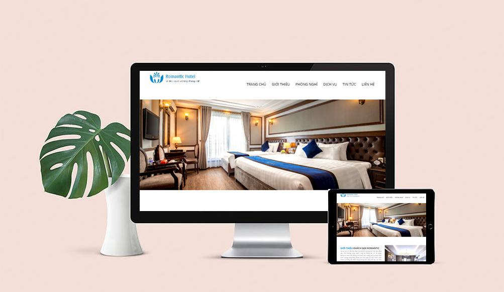 Thiết kế website khách sạn tại Nam Định
